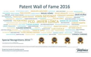 Telefónica patentes