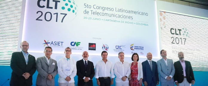 Congreso Latinoamericano de Telecomunicaciones – CLT2017
