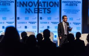 Intervención de Luis Felipe Céspedes en el VI Innovation Meet