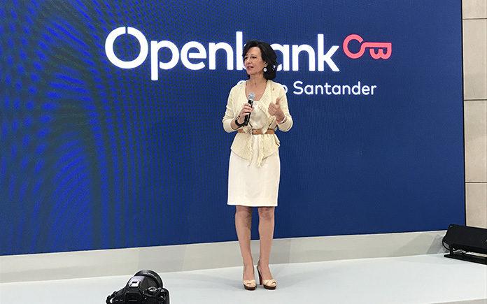 Openbank Santander banco digital
