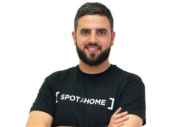 Daniel Tallón, director de marketing de Spotahome