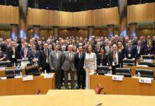España clausura presidencia Eureka