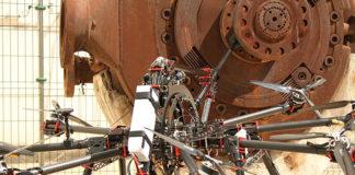 CATEC drones inspecciones industriales