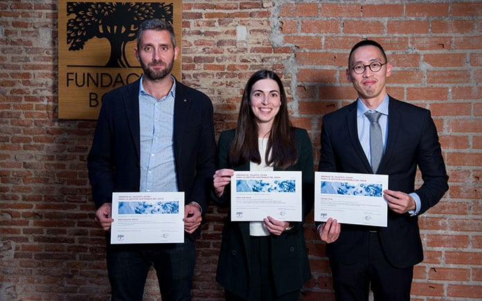 Fundación Botín premios agua