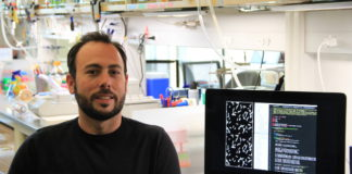 Javier Carrera, investigador de la Universidad de Stanford e Innovators Under 35 Europe