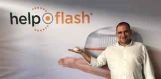 Jorge Costas, cofundador y CEO de Help Flash