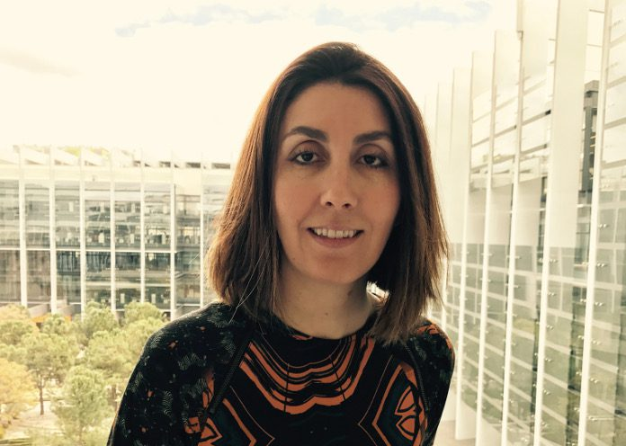 María José Huertas, jefa de Asesoría Jurídica, Tecnología y Negocios Emergentes de Repsol