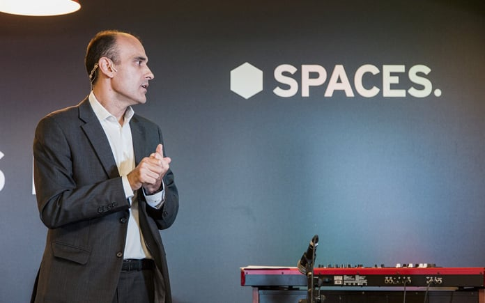 Philippe Jiménez, Country Manager de Spaces en España