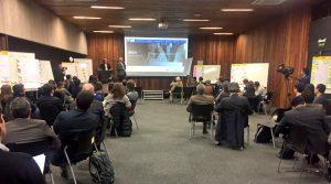 Acto de lanzamiento de la Red de Innovación de Chile (RICh) / Foto de @CentroinnovaUC