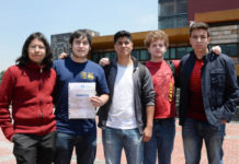 Equipo de la UNAM en la International Mathematics Competition for University Students (IMC)