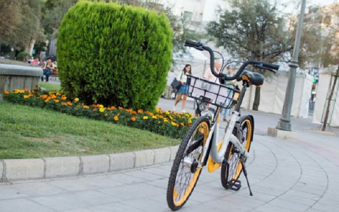 oBike Madrid