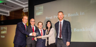 Santander Private Banking ha sido elegido Mejor Banco Privado por primera vez en España
