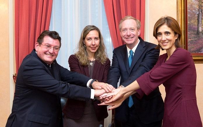 Acuerdo ONCE F. ONCE y Microsoft