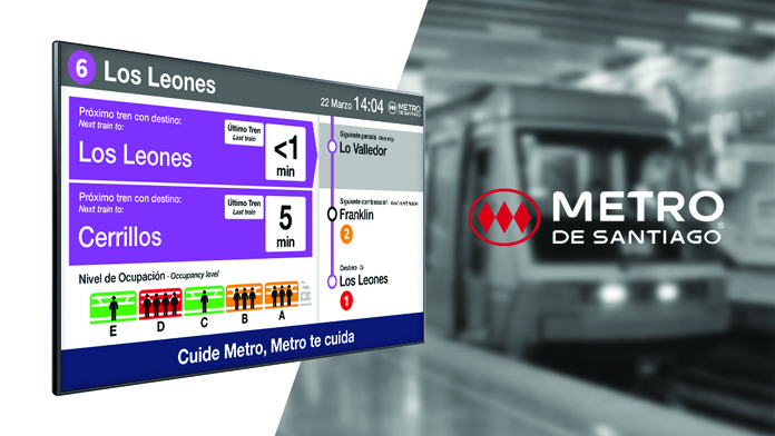 ICON Multimedia Metro Chile
