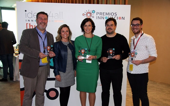 innovationHUB premios