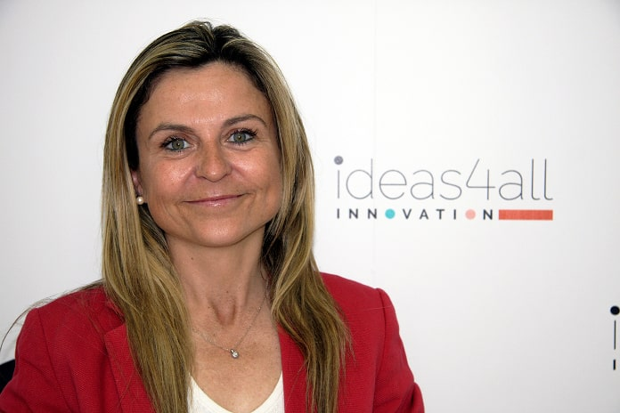 Pilar Roch, CEO de ideas4all Innovation