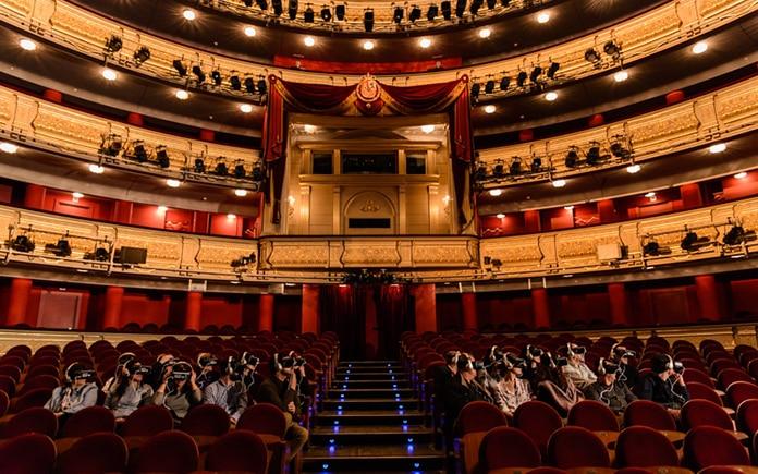 Teatro Real VR