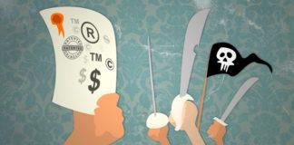 Propiedad intelectual, piratería, BID