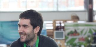 Juan Zubiaurre, organizador de Berdeago