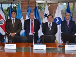 Presentación del concurso académico regional 'Integración Económica Centroamericana en un mundo globalizado'