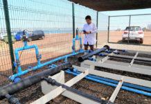 Tuberías para agua marina sin obstrucciones gracias a los campos magnéticos
