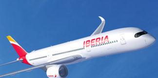 Iberia Airbus A350 900