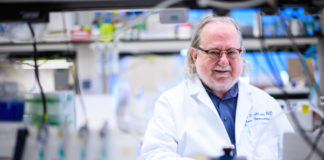 James Allison (© University of Texas MD Anderson Cancer Center)