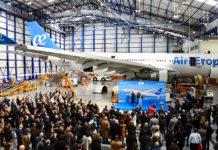 Air Europa Boeing Dreamliner