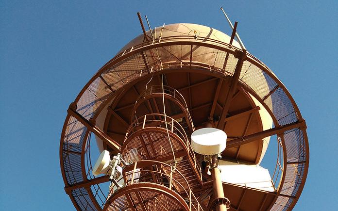 Enaire radar Turrillas Almería