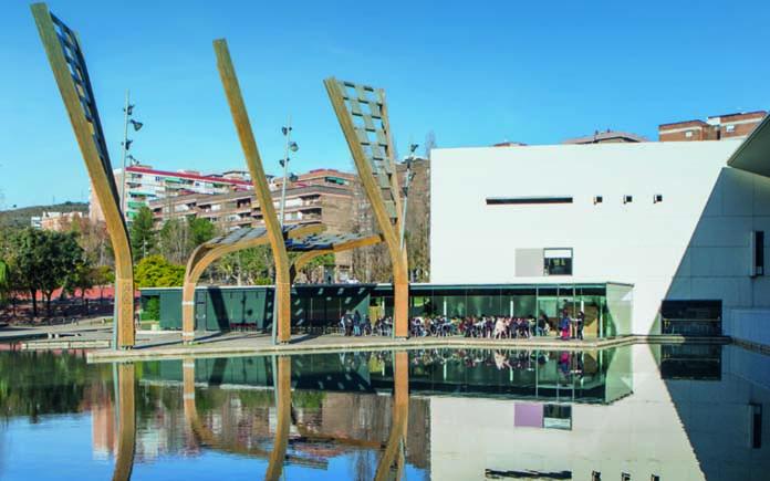 Barcelona Activa se encuentra en pleno distrito 22@