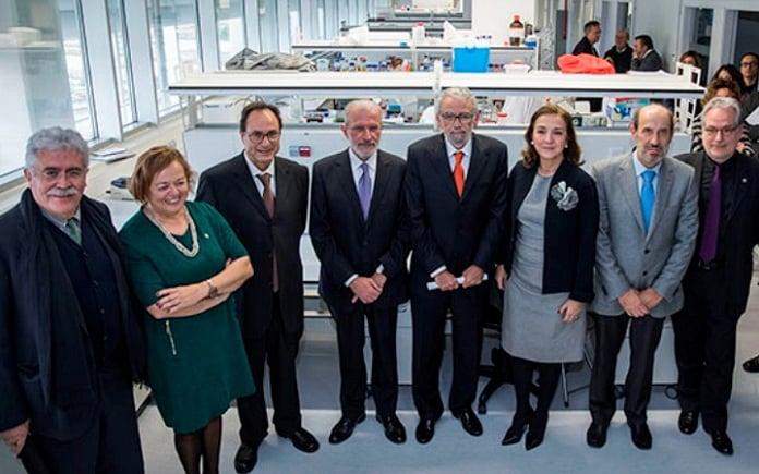 inauguracion Instituto Biologia Integrativa