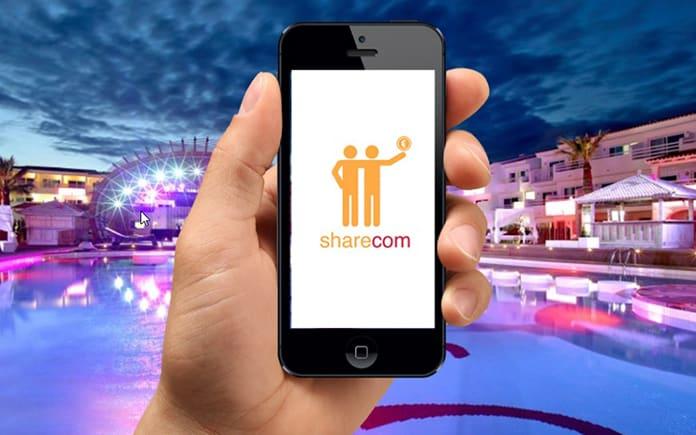 Sharecom app