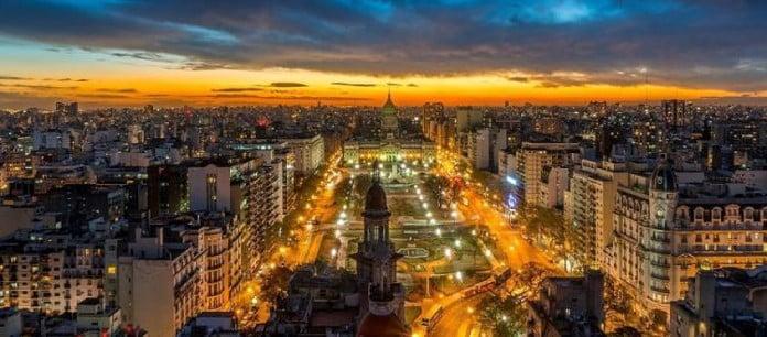 Argentina, servicios, hub
