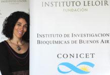 Fernanda Ceriani, jefa del Laboratorio de Genética del Comportamiento de Fundación Instituto Leloir