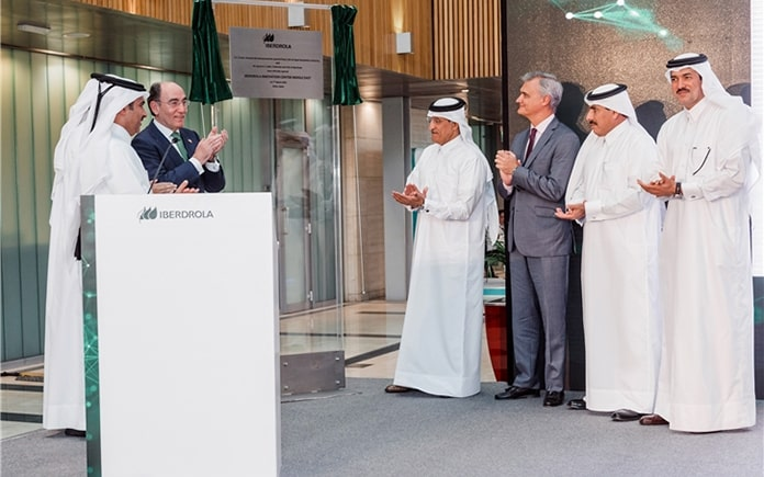 Iberdrola Catar Iberdrola Innovation Middle East centro de I+D+i