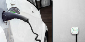 Punto de recarga Smart Mobility Iberdrola