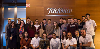 Telefonica Educacion Digital Desafio STEM