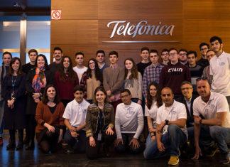 Telefonica Educacion Digital Desafio STEM