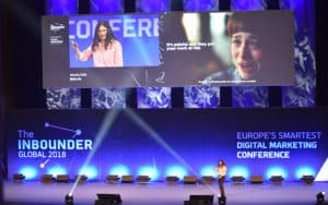 Inbounder Global Conference SEO marketing digital