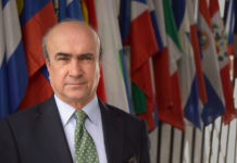 Mariano Jabonero, secretario general de la OEI