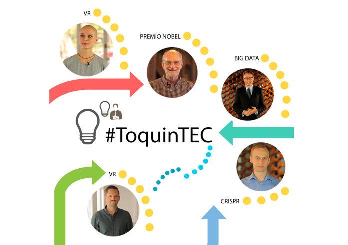 #ToquinTEC, programa de TECtv,