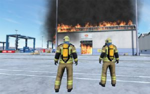 realidad virtual emergencias