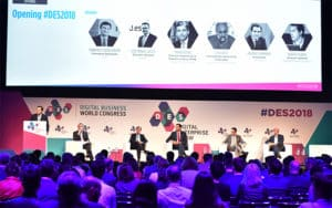 DES 2018 Madrid digitalizacion