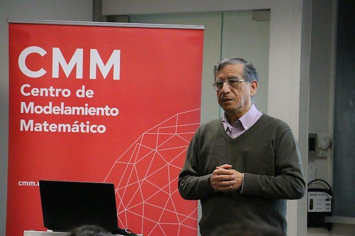 Jorge Amaya, profesor e investigador