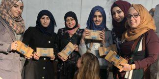 jabon Alepo refugiados