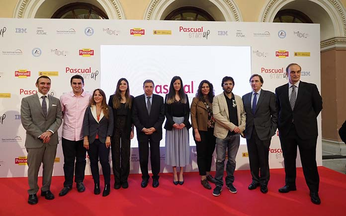 Pascual Startup 2018