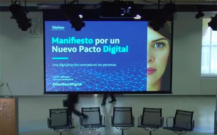 Manifiesto Digital Telefonica