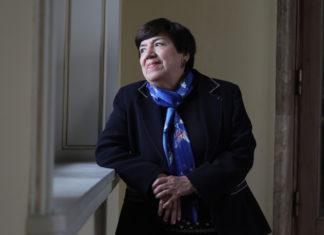 Nubia Muñoz ha sido galardonada con el premio BBVA Fronteras del Conocimiento en Cooperación al Desarrollo. / Fundación BBVA