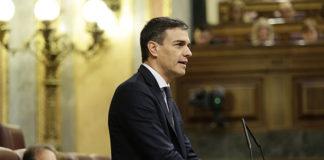 Pedro Sanchez Gobierno