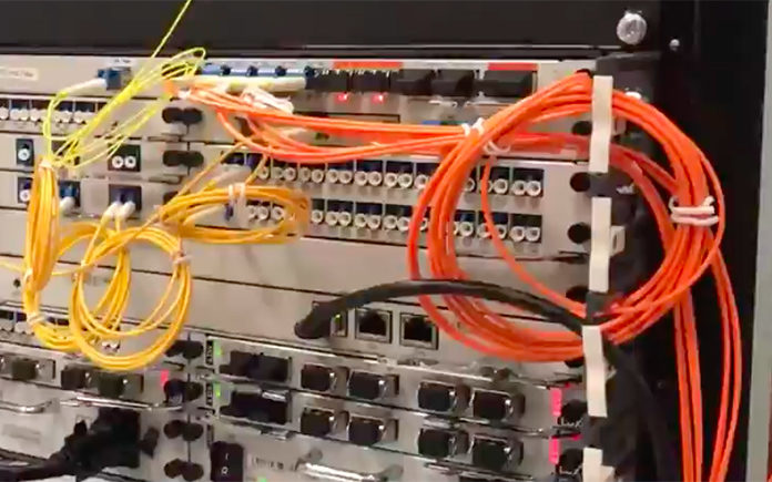 Telefonica UPM Huawei redes opticas